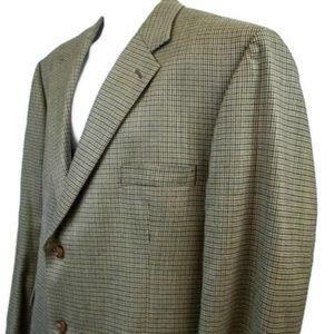 Lauren Ralph Lauren Tweed Blazer jacket , 46s, EUC